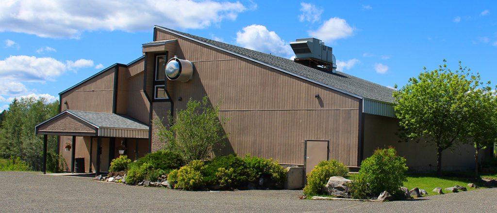 108 Mile Ranch Community Hall
