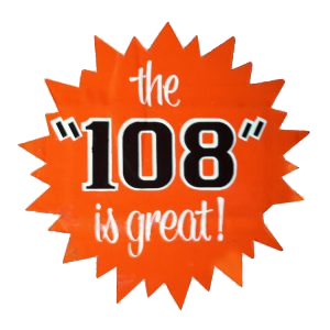 108 is Great!