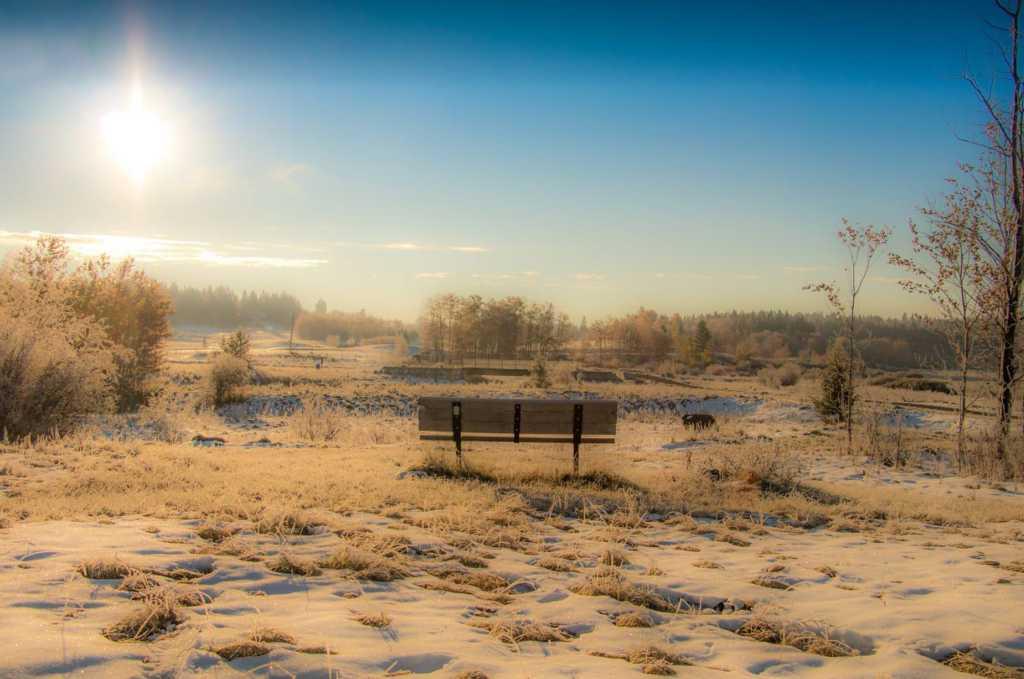 Frosty Sepa Lake