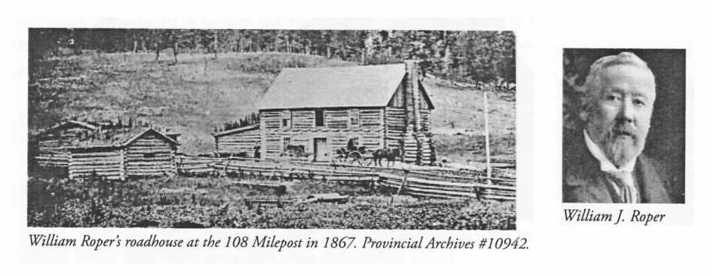 108 Roadhouse 1867